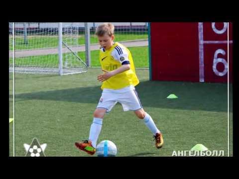 Франшиза - Чемпионика: тренировки для детей по футболу