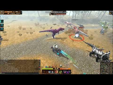 Dino Storm || Europa 3 || Legendary War †The Joker Blood†