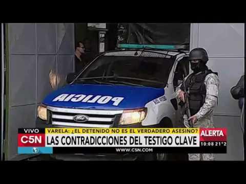C5N - La Masacre de Florencio Varela: Las contradicciones del testigo clave