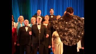 Смотреть видео Концерт народного академического хора «Россия» (улучшенная и дополненная версия) онлайн