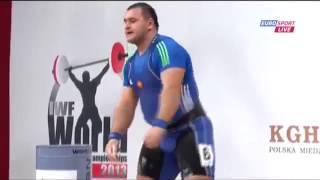 Ossetian Ruslan Albegov World Champion 2013