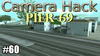 GTA SA Camera Hack - Mission 60: Pier 69