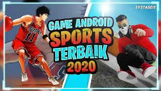 10 Game Android Olahraga/Sports Teeḃaik 2020