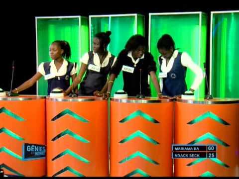 Maison d'Education Mariama Ba vs Lycée SERIGNE AHMADOU NDACK SECK Match du jeudi 20 Février