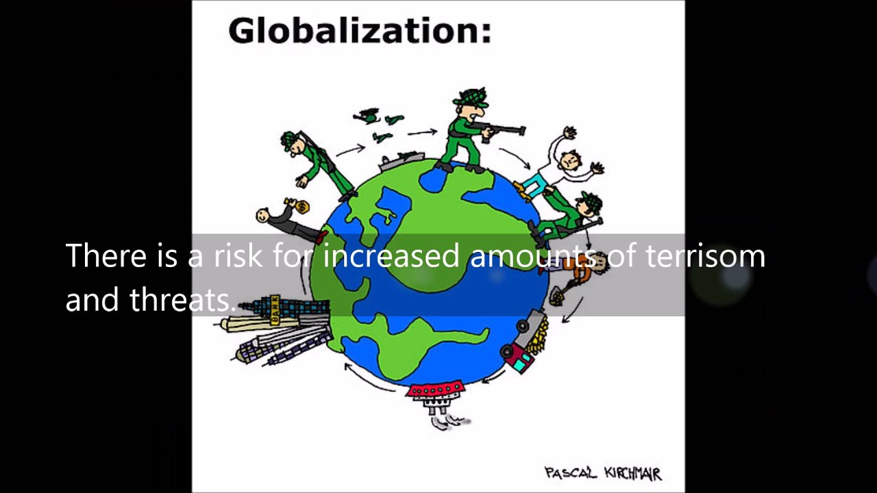 a report on globalization