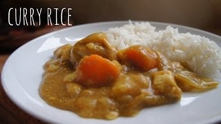 How To Make Japanese Curry Rice
