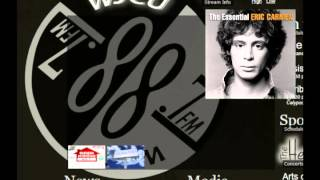 Eric Carmen on Retro Radio 88 7FM WJCU, University Heights, April 12, 2014