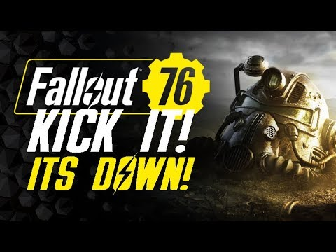 Lets Kick A Dead... Fallout 76! ... Sort of thumbnail