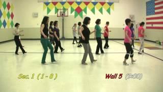 Skip The Line - Kate Sala - Line Dance