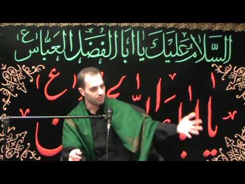 Ashura 2012.(Night 6) Friendship & Companionship (Sayyed Muhammad Taki Al-Hakim)