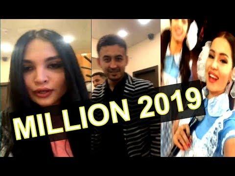 MILLION 2019 Luiza Rasulova VA Million Jamoasi Sayohat Rossiya 2019