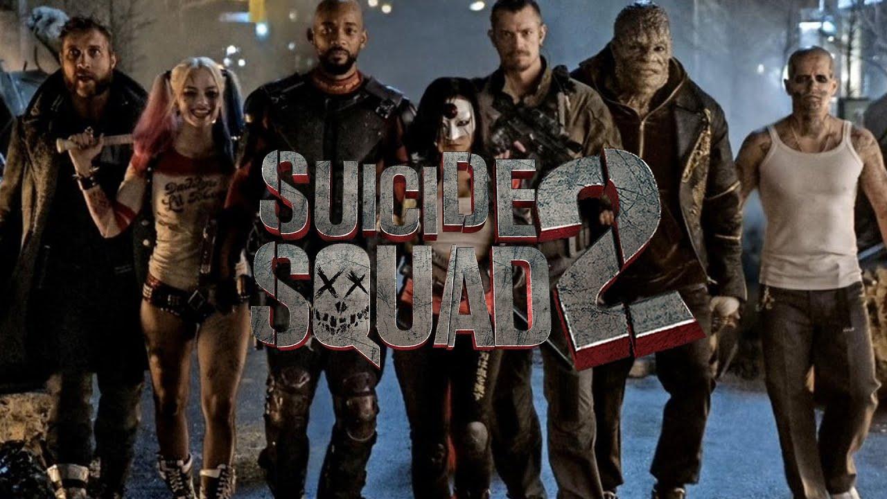 suicide squad 2 ile ilgili görsel sonucu