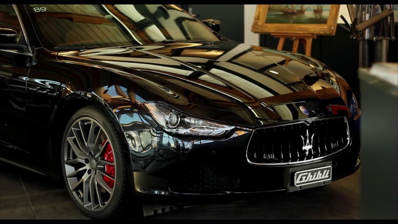 2014 Maserati Ghibli S Q4 3.0 V6 4x4 - YouTube
