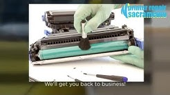 Printer Repair Sacramento - (916) 400-9716 - Copier Repair