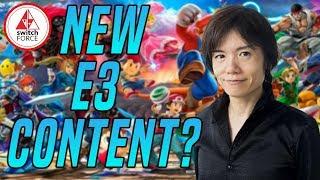 New Smash Characters At E3?! Smash Bros Ultimate: Road To E3