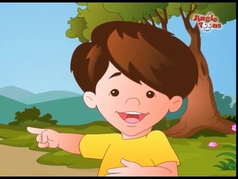 "Marathi Balgeet (Kids Song) ""Kawale Dada Anghol Kelis Ka"" In Cartoon Animation By Jingle Toons"