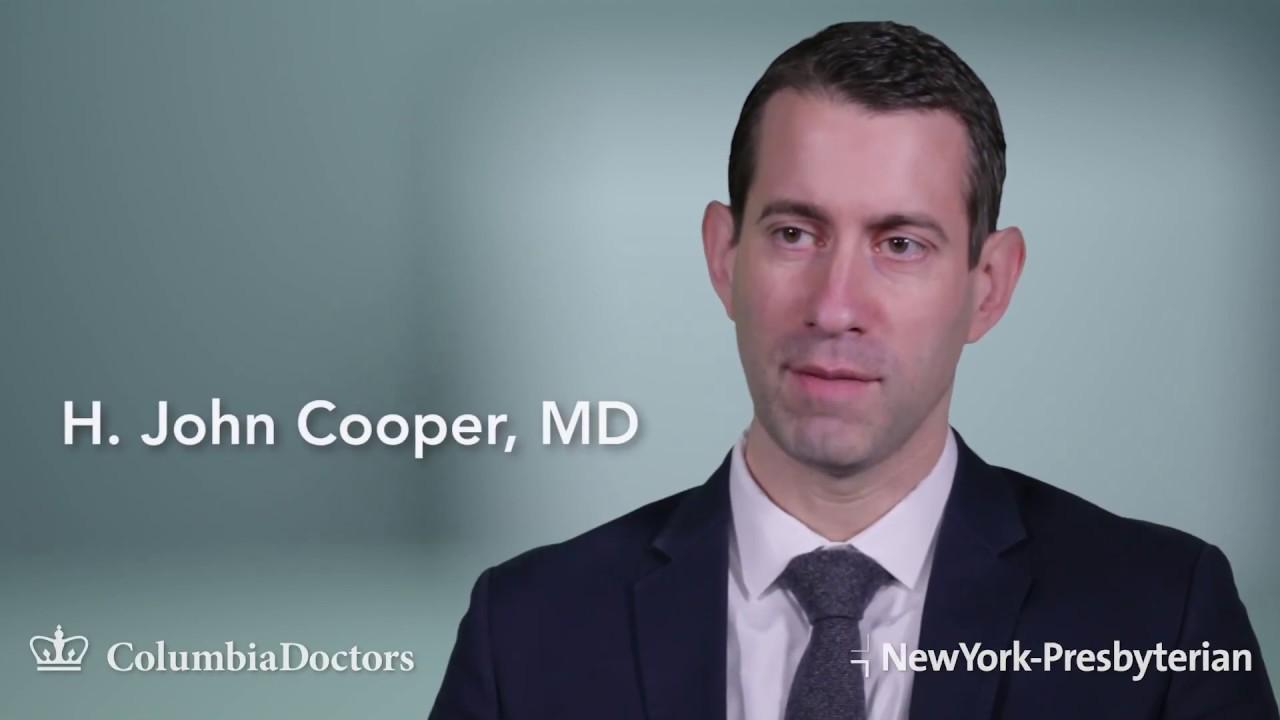 H  John Cooper, MD | Orthopedic Surgery