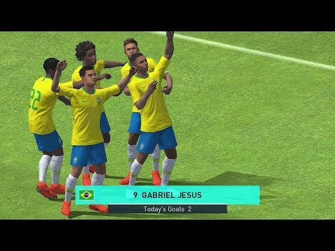 Pes 2018 Pro Evolution Soccer Android Gameplay #50