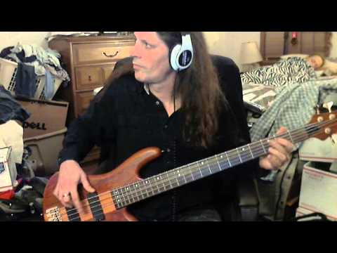 Trial by Fire - Testament - Bass Cover