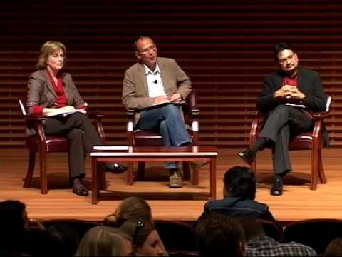 What do we owe to the poor? Nathan George and Nishan de Mel discuss at Stanford