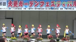 大盛況!! 大更ガーデンフェスティバル