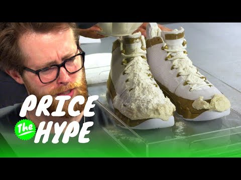 Will These Exclusive $1,800 Air Jordans Get Completely Cooked? | Price The Hype