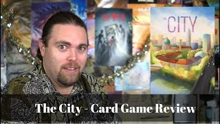 The City - Card Game Review