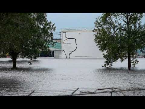 Explosions at Arkema Chemical Plant, Due to Houston Flood