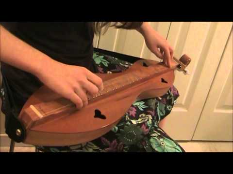 Barbry Ellen- Arr. and Performed by Jessica Comeau (Pensacola Mountain Dulcimer Wildflowers)