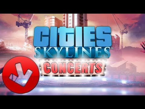How To Download Cities Skylines Concerts With Crack | 100% Proof | ItsMe Prince
