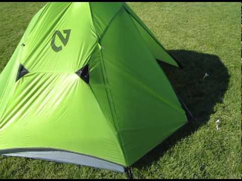 & Nemo Losi Storm 2P Tent - YouTube