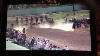 La Miller vs. Espejo CARRERAS DE CABALLO EN JCS PLAYGROUND ODESSA TX
