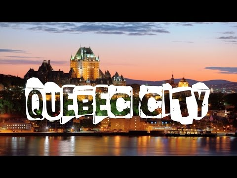 Top 10 things to do in Quebec City, Canada. Visit Quebec city
