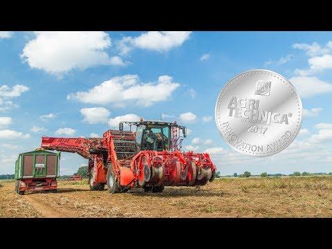 GRIMME VENTOR 4150 Prototype | The REVOLUTION | DLG silver medal 2017