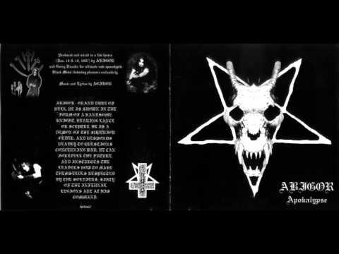 Abigor - Apokalypse (Full Album)