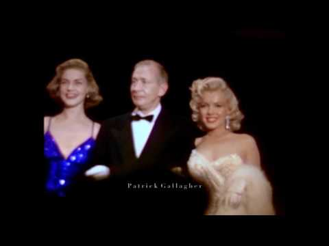 """Rare HD Colour Footage - """"How To Marry A Millionaire"""" Premiere (November, 1953)"""