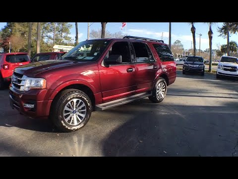 2017 Ford Expedition Gainesville, Ocala, Lake City, Jacksonville, St Augustine, FL 8399