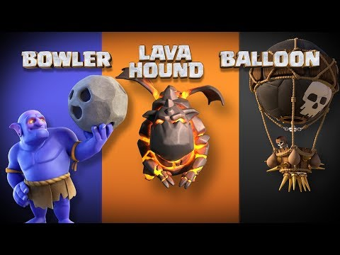 Thumbnail: Clash of Clans: The BoLaLoon Strategy!