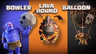Clash of Clans: The BoLaLoon Strategy! thumbnail