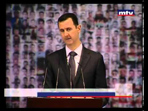 Press Conference - Bachar El Assad 06/01/2013