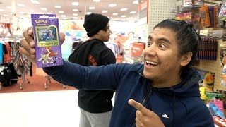 HUNTING FOR POKEMON CARDS!!