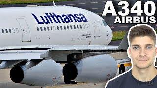 Der AIRBUS A340! AeroNewsGermany
