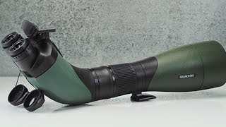 Bird Watching magazine team review the Swarovski BTX Eyepiece Module