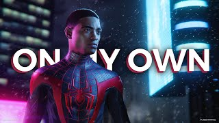 SPIDER-MAN: Miles Morales & Peter Parker 「 GMV 」 On My Own