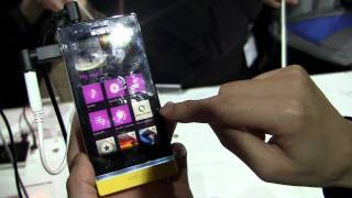 Sony Xperia U Hands-On