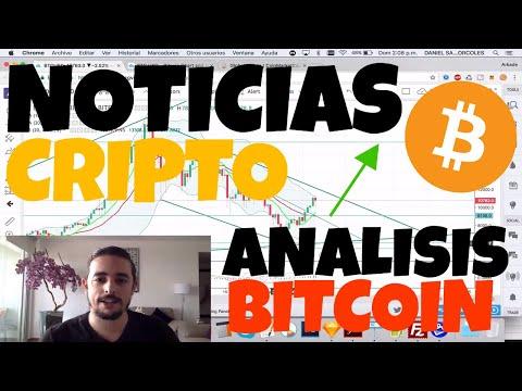 NOTICIAS CRIPTOMONEDAS! y ANÁLISIS BITCOIN