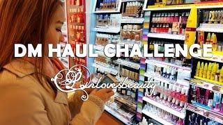 DM HAUL CHALLENGE - FMA Linlovesbeauty