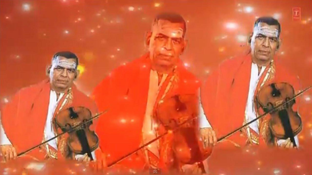 Violin Raag Bhimpalasi - M.S. Gopalakrishnan