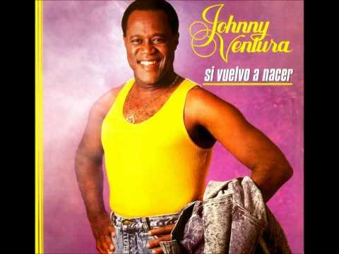 JOHNNY VENTURA   SI VUELVO A NACER 1987 L R E