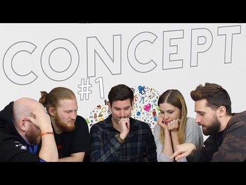 Concept Part 1 | A plüss állatok háborúja (Julcsi, Sirius, Nessaj, Kaci)